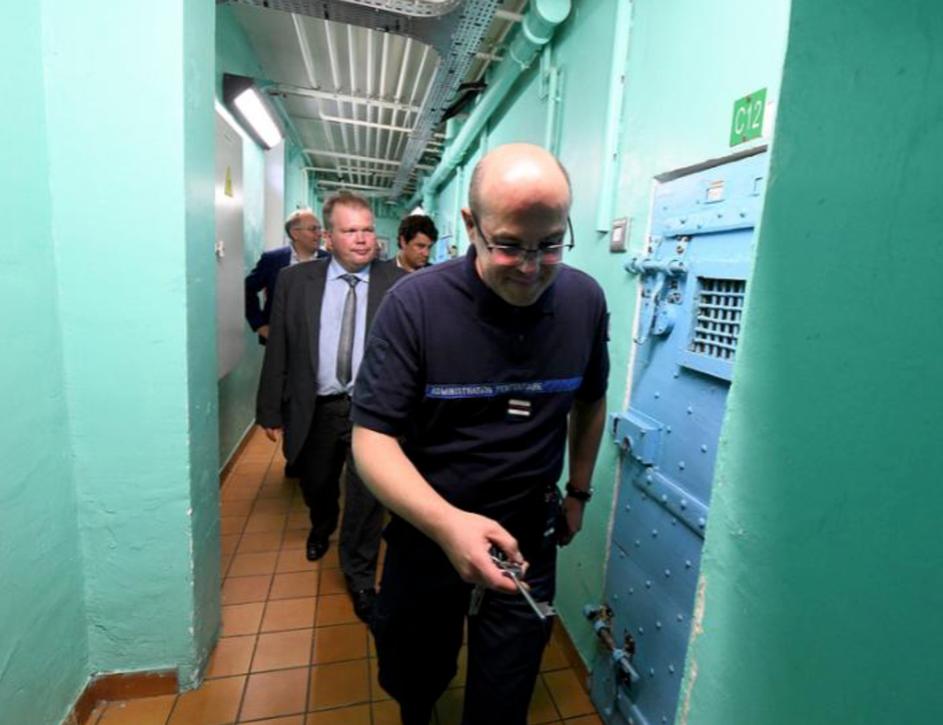 visite prison